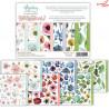 Zeszyt elementów do wycinania 15x20 -  Floral Book 2/Mintay