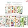 Zeszyt elementów do wycinania 15x20 -  Floral Book /Mintay