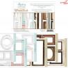 Zeszyt elementów do wycinania 15x20 -  Frame Book  /Mintay