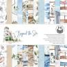 Zestaw papierów 15x15 - Beyond the Sea - Piątek Trzynastego