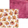 Zestaw papierów The Four Seasons - Autumn 30x30cm- Piątek Trzynastego