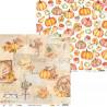 Papier 30x30 - The Four Seasons - Autumn 02 Piątek Trzynastego