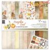 Zestaw papierów 30x30 cm - Pumpkin Seed - Lexi Design