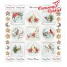 Zestaw papierów Holly Jolly Christmas 30x30/ScrapAndMe