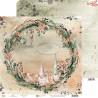 Dwustronny papier Magical Time - 02 ARTISTIKO, 30,5x30,5cm  ARTISTIKO, 30,5x30,5cm
