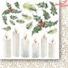 Białe jak śnieg - FLOWERS - Zestaw papierów z elementami do wycinania - Paper Heaven