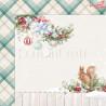 Dwustronny papier  This Christmas 02 /30x30 cm/Lemon Craft