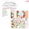 Zestaw papierów CHRISTMAS WISHES /09/ScrapBoys 15x15 cm