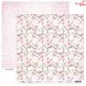 Dwustronny papier ROMANTIC SOUL /04 /ScrapBoys 30x30cm