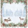 Dwustronny papier WINTER TIME /01 / 30x30cm/ScrapBoys