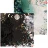 Dwustronny papier 03 Kolekcja Eclipse 30x30cm / ZoJU Design