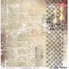 AGE OF GENTLEMAN - 05 - dwustronny papier 30,5x30,5cm  /CraftOCloc
