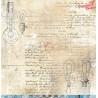 AGE OF GENTLEMAN - 03 - dwustronny papier 30,5x30,5cm  /CraftOCloc