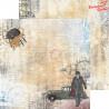 AGE OF GENTLEMAN - zestaw papierów 20,3x20,3cm  /CraftOCloc