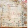 VINTAGE TREASURE - 06 - dwustronny papier 30,5x30,5cm /CraftOCloc