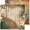 VINTAGE TREASURE - 03 - dwustronny papier 30,5x30,5cm /CraftOCloc