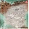 VINTAGE TREASURE - 01 - dwustronny papier 30,5x30,5cm /CraftOCloc