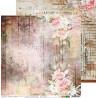 VINTAGE TREASURE - zestaw papierów 30,5x30,5cm  /CraftOCloc