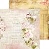 VINTAGE TREASURE - zestaw papierów 20,3x20,3cm  /CraftOCloc