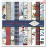 Zestaw papierów 30x30 - Wonderful Christmas Time/SLS-018