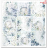 Zestaw papierów 30x30 - The world of ice porcelain/SLS-020