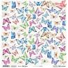 Butterflies - arkusz do wycinania / ScrapAndeMe