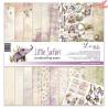 Zestaw papierów - Little Safari - 30,5 cm x 30,5 cm - Lexi Design