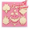 Foremka silikonowa  ornamenty /62