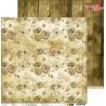 BROWN MOOD - zestaw papierów 20,3x20,3cm