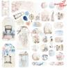 WEDDING DREAM- zestaw papierów 30,5x30,5cm