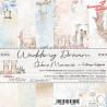 WEDDING DREAM - zestaw papierów 15,25x15,25cm