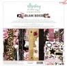 Zestaw papierów 30x30 Glam Rock 07/ - Mintay papers