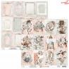 Zestaw papierów 30x30 Florabella 07/ - Mintay papers