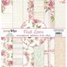 Zestaw papierów   First Love 08 Scrap Boys   30,5x30,5cm