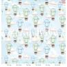 Dwustronny papier Best Friends 03 Scrap Boys   30,5x30,5cm