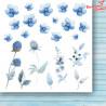 Spacer w chmurach -FLOWERS -Paper Heaven