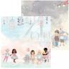 "Papier ZoJu Design ""A kuku!"" 07  /30x30cm"