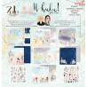 """Bloczek Papierów Do Scrapbookingu """"A kuku""""  ZoJu Design /15,2x15,2cm"""