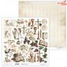 Beautiful Moments 05- Papier 30x30 cm  - Lexi Design