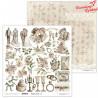 Beautiful Moments 07- Papier 30x30 cm  - Lexi Design