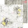 FORCE OF GENTLENESS - zestaw papierów 15,25x15,25cm  /CraftO'Clock