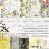 FORCE OF GENTLENESS - zestaw papierów 20,3x20,3cm  /CraftO'Clock