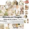 BITTERSWEET HEIGHTS - zestaw papierów 15,25x15,25cm CraftO'Clock