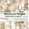 BITTERSWEET HEIGHTS - zestaw papierów 30,5x30,5cmCraftO'Clock