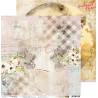 BLOOMING RETREAT - 03 - dwustronny papier 30,5x30,5cm  /CraftO'Clock