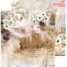 BLOOMING RETREAT - 04 - dwustronny papier 30,5x30,5cm  /CraftO'Clock