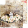 BLOOMING RETREAT - 05 - dwustronny papier 30,5x30,5cm  /CraftO'Clock