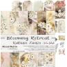 BLOOMING RETREAT - zestaw papierów 30,5x30,5cm /CraftO'Clock
