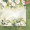 Dwustronny papier Złote sny 02 - Paper Heaven