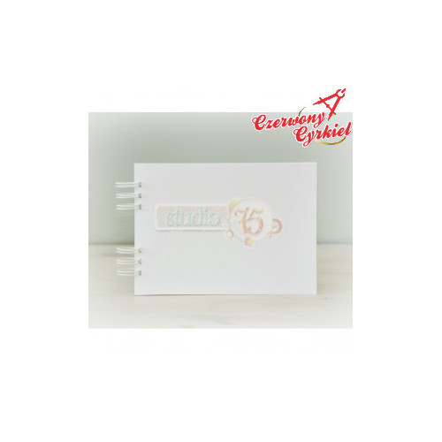 Baza albumowa 15x20 ,śnieżnobiałe karty